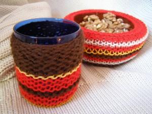 Чаши с Пуловери
