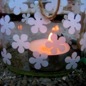 Цветя и светлини