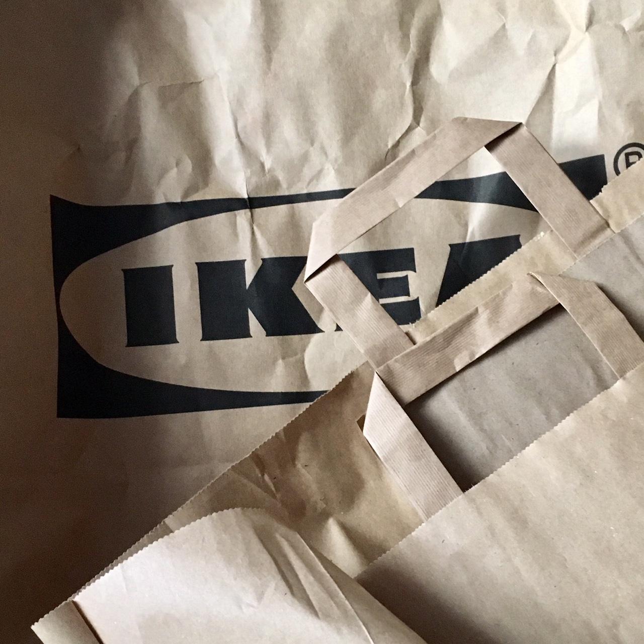 торби от ИКЕА