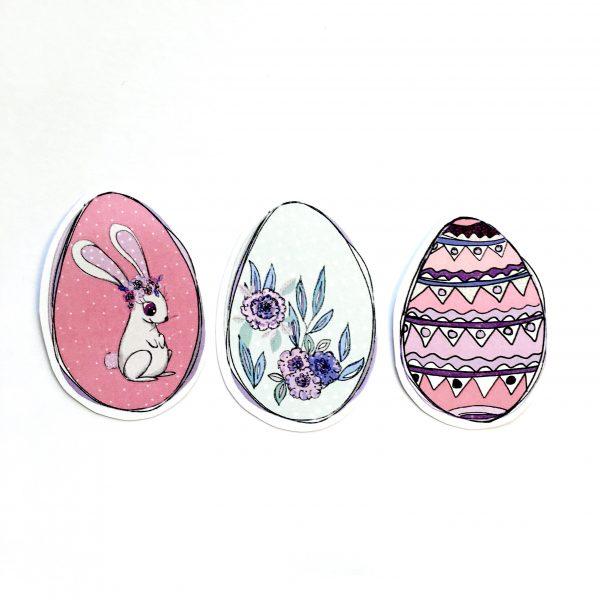игри с рисувани яйца за Великден